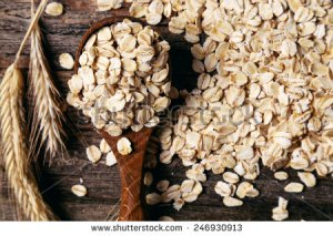 stock-photo-food-oatmeal-on-the-table-246930913